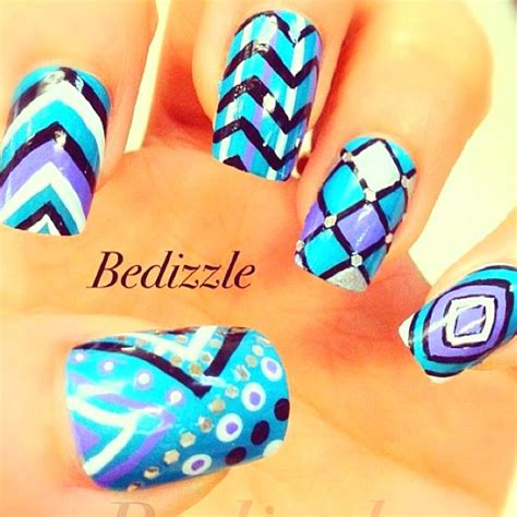 nail designs bedizzle  amazing follow   instagram