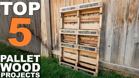 top pallet wood projects youtube