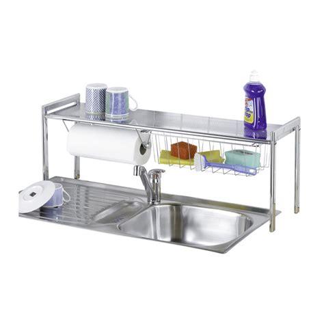 wenko cuisine etagère de cuisine avec dérouleur et porte ustensiles