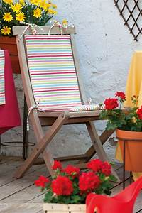 Sitzkissen Für Gartenstühle : sitzauflage f r gartenst hle n hen nachhaltige kreativ ideen n hen kissen n hen und sitzen ~ Buech-reservation.com Haus und Dekorationen