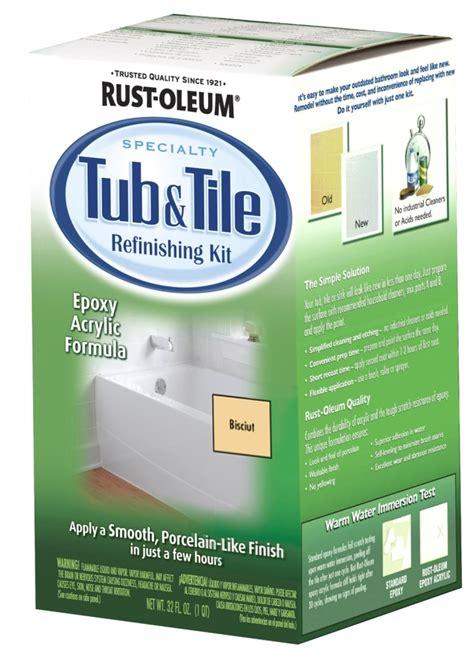 tub paint refinishing kit rust tile oleum biscuit bathtub refinish sink porcelain repair title amazon restore roller spray thehardwarecity bathroom