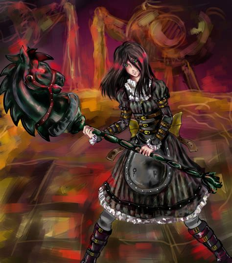 Alice Alice Madness Returns Fanclub Fan Art 32725241