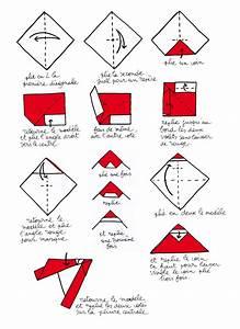 Origami Facile Noel : origami noel facile ~ Melissatoandfro.com Idées de Décoration