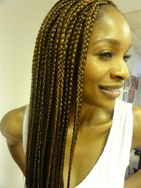 42 best big box braids styles with images