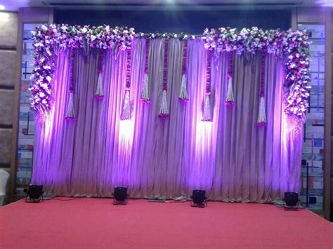 reception stage soumya wedding wedding reception entrance engagement stage decoration