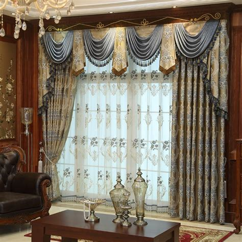 Custom Window Drapes by Discount Custom Luxury Window Curtains Drapes Valances