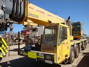 Grove Tms700e Truck Crane