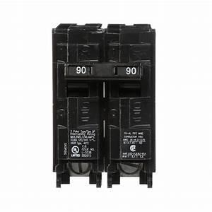 Siemens 90 Amp Double