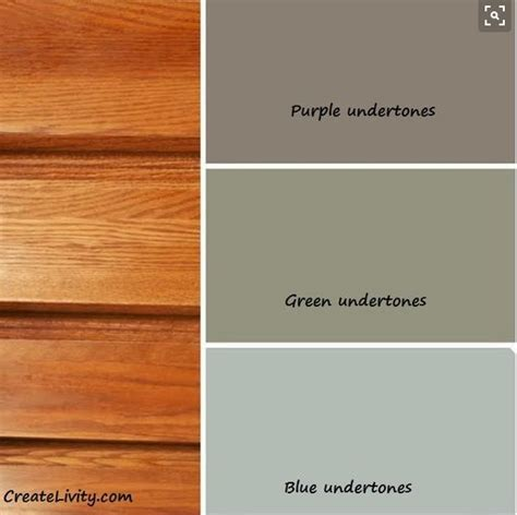 great color base information for accenting the honey oak