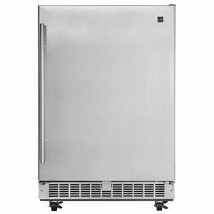 Silhouette Professional 5 5 Cu  Ft  Outdoor Rated Mini