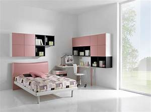 idee deco chambre ado fille moderne With chambre moderne ado fille