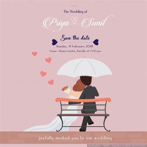 create  perfect whatsapp wedding invitation message