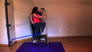 Ankle Mobilization (self-administered) - YouTube
