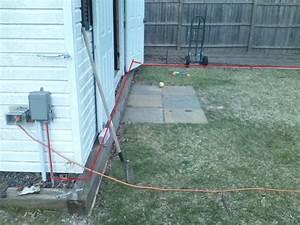 30 Amp Underground Wire