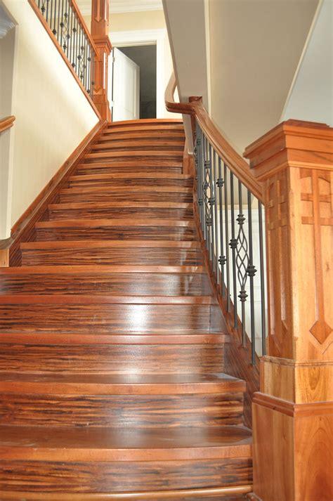 architech stairs railings curved stairs edmonton deer calgary alberta