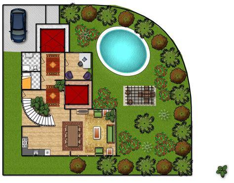 un si鑒e come disegnare una piantina della casa
