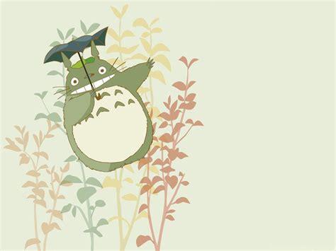 cartoon design totoro  backgrounds  powerpoint