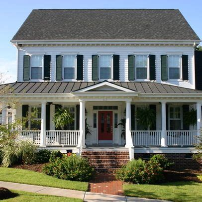 Colonial Front Porch Designs by Colonial Design Ideas Pictures Remodel And Decor Page