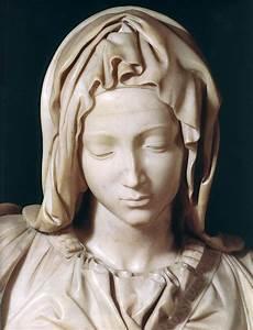 Images of the Bruges Madonna by Michelangelo