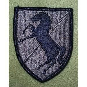 U.S. Army Unit Patches