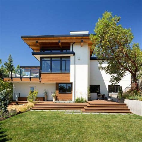 contemporary home in Vancouver Canada 6 House exterior