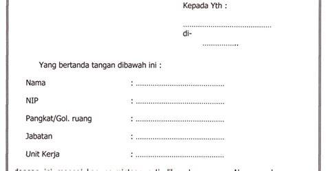 contoh surat izin cuti nikah melahirkan  kuliah