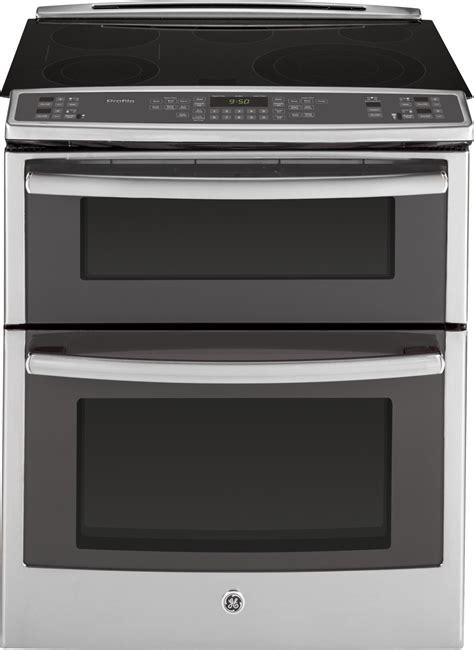 pssfss ge profile    double oven electric