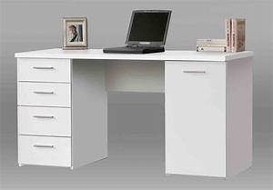 pulton large white writing desk with drawers by With white desk with drawers buying guides