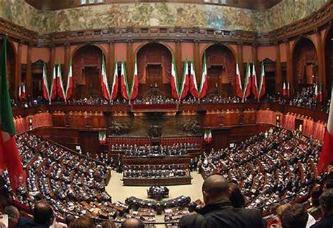 Parlamento Seduta Comune by Il Parlamento Italiano Politica Semplice