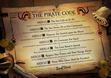Pirate Terms You Need to Know for 'Sea of Thieves' | Fandom