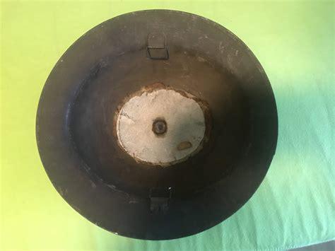 adrian helmet   belgium army  british