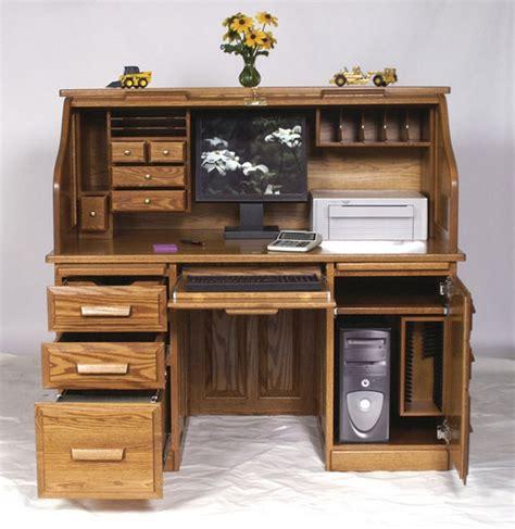 best home computer desk best roll top computer desks for home nytexas 4462