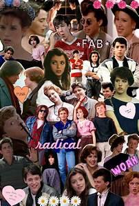 john hughes films collage | John Hughes My 80's Movie Hero ...