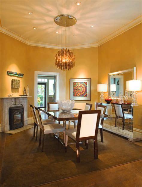dining room  modern victorian modern dining room