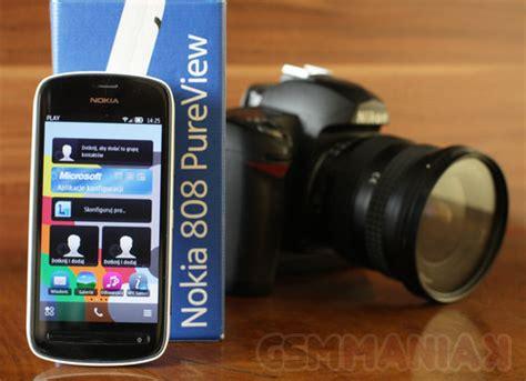 test nokia 808 pureview smartfon z aparatem 41 mpix gsmmaniak pl