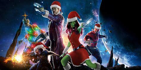 James Gunn Wants Guardians Christmas Special  Screen Rant