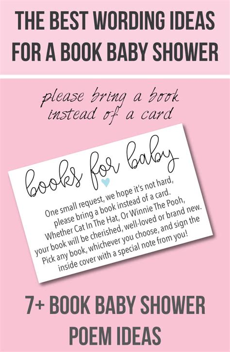 book baby shower invitations wording ideas cutestbabyshowerscom