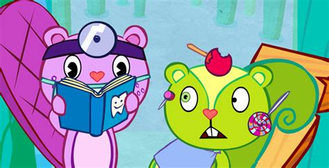 Happy Tree Friends / Shipping
