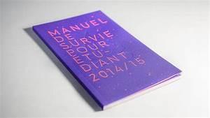 Udem Manuel De Survie De L U0026 39  U00e9tudiant 2014  2015 On Behance     Color