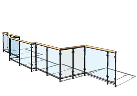 revit curtain walls  railings