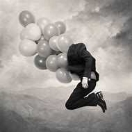 Black and White Surreal Photography Art