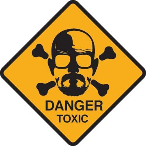 Samsung Kitchen by Adhesivo Breaking Bad Danger Png 374 215 374 Break Bad