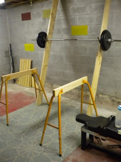 diy squat rack 91 best images about home on