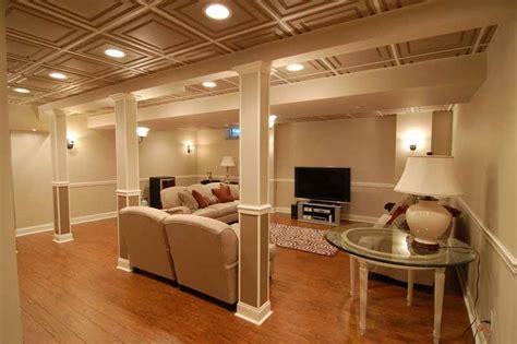 Ceiling Ideas For Basement Light Fixtures  Design And