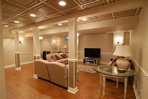 Ceiling ideas for basement light fixtures design and for Ceiling tile ideas for basement