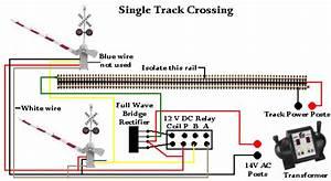 Rr Train Track Wiring