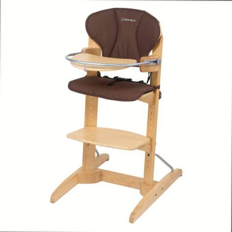 chaise haute chaise haute de bar en rotin
