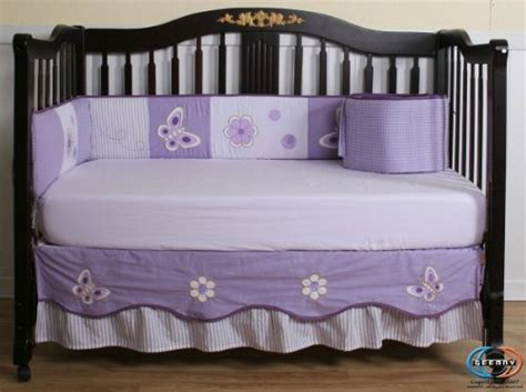 lavender crib bedding boutique brand new geenny lavender butterfly 13pcs baby