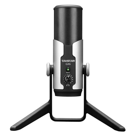 Takstar Usb Condenser Microphone Three