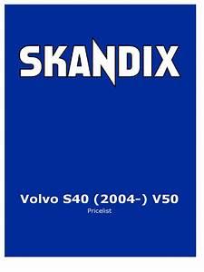 Skandix Pricelist Volvo Pdf